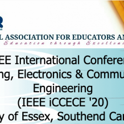 iCCECE conference 2020